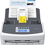 Fujitsu ScanSnap iX1600 A4 40ppm, up to 600dpi, Duplex scanning. Automatic Document Feeder, 4.3 Touchscreen. Recommended 400