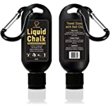 ULTIMATE Sports Liquid Chalk Pro Enhancing Hand Grip & Hold | Sweat Free | Prevent from Germs & Bacteria for all Fitness Spor