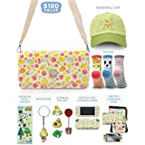 Controller Gear Official Nintendo Animal Crossing: New Horizons Merch Collectors Gift Set - Sling Bag, Switch + Switch Lite S