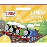 Thomas and Friends: Giant Sticker Activity Pad
