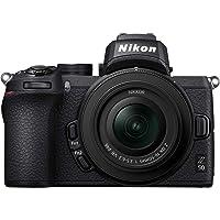 Nikon ミラーレス一眼カメラ Z50 レンズキット NIKKOR Z DX 16-50mm f/3.5-6.3 VR…