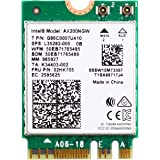 Authentic Intel AX200NGW Wi-Fi 6 11AX WiFi Module 2 x 2 MU-MIMO Dual Band Wireless Card with Bluetooth 5.0 Internal WiFi Adap