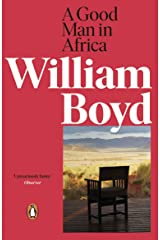 A Good Man in Africa Kindle Edition