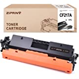 Ziprint Compatible Toner Cartridge Replacement for HP 17A CF217A High Yield use for Laserjet Pro M102w M102a Laserjet Pro MFP
