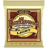 Ernie Ball Earthwood Light 80/20 Bronze Acoustic Set.011 - .052