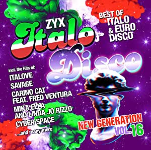 ZYX Italo Disco New Generation / VARIOUS