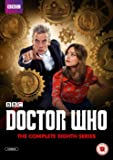 Doctor Who - The Complete Series 8 [DVD] [2014] by Peter Capaldi [Import]