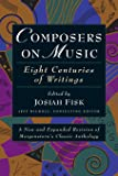 Composers on Music: Eight Centuries of Writings