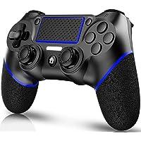 PS4 コントローラー ワイヤレス TECKLINE PS4 ワイヤレス ゲームパッド PS4 Pro/Slim PC…