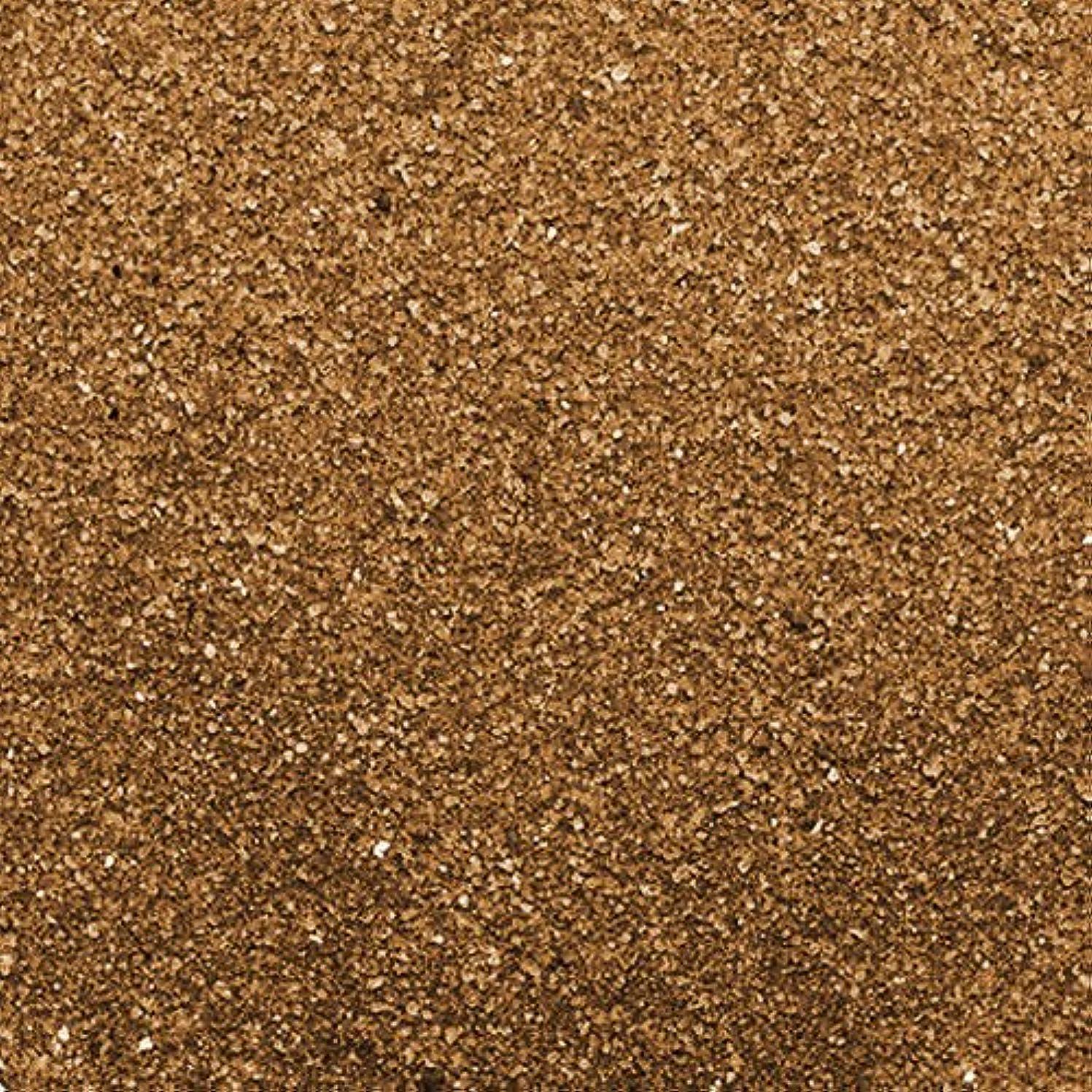 体細胞アウター石炭16ozブラウンバルクカラー樹脂Incense Burner熱吸収/ Decorating Sandアート