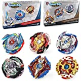 Ardorlove 3PCS Boxed Beyblade Burst Starter Spinning Top Toys Set With Launcher Stadium (Color : XD168-2A)