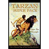 Tarzan Super Pack: Tarzan of the Apes, The Return Of Tarzan, The Beasts of Tarzan, The Son of Tarzan, Tarzan and the Jewels o