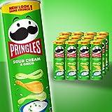 Pringles Sour Cream & Onion, 12 Pack (12 x 134g)