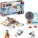 LEGO Star Wars Snowspeeder 75268 Starship Toy Building Kit; Building Toy for Preschool Children Ages 4+
