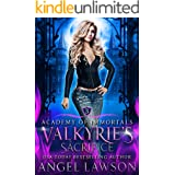 Valkyrie's Sacrifice: Paranormal Romance (Academy of the Immortals Book 3)
