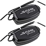 Skar Audio SK5600HZBB-PR Elite Frequency Filters - Eliminates Frequencies 0-5.6 kHz at 4 Ohms - Pair
