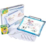 Crayola 04-0907 Light-Up Tracing Pad Drawing Board, Blue, Multi