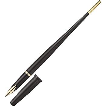 パイロット 万年筆 デスクペン DPN200BEF 黒軸