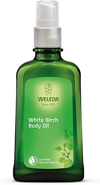 WELEDA(ヴェレダ) ホワイトバーチボディオイル 100ml 【セルライト用オイル】