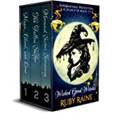 Wicked Good Witches (Supernatural Protectors: A Legacy of Magic Books 1-3) (Wicked Good Witches Seasons Book 1)