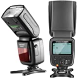 Neewer NW561 LCD Display Flash Speedlite for Canon Nikon Panasonic Olympus Pentax Fujifilm and Sony with Mi Hot Shoe, DSLR an