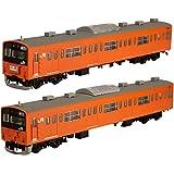ピーエムオフィスエー 1/80 JR東日本 201系 直流電車 中央線 クハ201・クハ200 ディスプレイモデル 未塗…