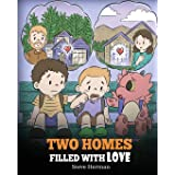 Two Homes Filled with Love: A Story about Divorce and Separation (37)