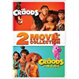The Croods: 2-Movie Collection - DVD