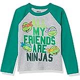 Nickelodeon Baby Boys' Toddler Long Sleeve tee