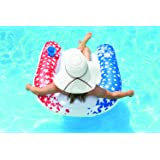 Poolmaster 85593 American Stars Paradise Chair Swimming Pool Float