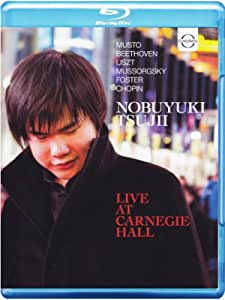 Nobuyuki Tsujii Live at Carnegie Hall [Blu-ray] [Import]