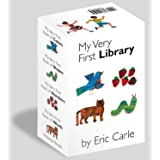 My Very First Library: My Very First Book of Colors, My Very First Book of Shapes, My Very First Book of Numbers, My Very Fir