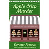 Apple Crisp Murder (Frosted Love Cozy Mysteries)