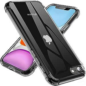 iPhone6 ケース/iPhone 6s ケース クリア 超薄型 透明 [ TPU ソフト ] [ ワイヤレス充電対応 ] [ 超軽量 ] [ 耐衝撃 バンパー ] WK-QNIP-1-01