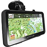 """VMS Truck Car 7"""" GPS Navigator System 4WD Free maps Off-Road Mapping 4X4"""