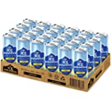 Ice Mountain Sparkling Water Lemon, 325 ml (Pack of 24)
