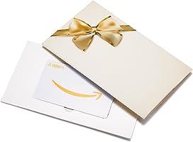 Amazon礼品券(信封类型) - 标准 可以指定金额