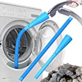 PetOde Dryer Vent Cleaning Kit Universal Vacuum Attachment Dryer Vent Cleaner Kit Dryer Vent Hose Power Clening Lint