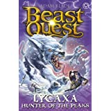 Beast Quest: Lycaxa, Hunter of the Peaks: Series 25 Book 2