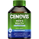 Cenovis Men's Multi + Performance - Multivitamin formulated for men - Supports physical stamina, 100 Capsules