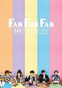 AAA FAN MEETING ARENA TOUR 2019 ~FAN FUN FAN~(DVD2枚組)
