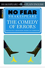 Comedy of Errors (No Fear Shakespeare) Kindle Edition