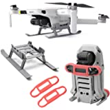 SENSKDN Propeller Guard and Landing Gear for DJI Mavic Mini/Mini 2 Drone Accessories Set Fixator Holder Quick Release Height