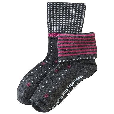 ランバン スポール LANVIN SPORT 靴下 ミドルソックス VLJ0006A6 レディス チャコールグレー N33 フリー