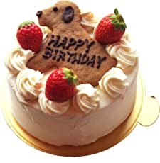 サラ 犬と飼い主用 イチゴのケーキ 4号サイズ お誕生日 うちの子記念日 甘さ控えめ 豆乳クリーム使用 ワンチャン大喜び イチゴはさみ イチゴトッピング 犬 大喜び