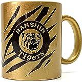 阪神タイガース ゴールドマグカップ プロ野球 金色 キラキラ 父の日 母の日 クリスマス プレゼント 記念品 コップ 陶器