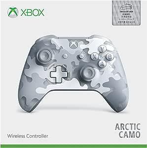 Xbox ワイヤレス コントローラー (Arctic Camo スペシャルエディション)