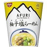 日清食品 THE NOODLE TOKYO AFURI 柚子塩らーめん mini 35g×15個