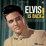 Elvis Is Back Plus 4 Bonus Tracks
