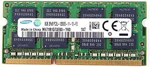 Samsungメモリ8GB 2rx8pc3l-12800s-11–13-f3Ram m471b1g73eb0-yk0